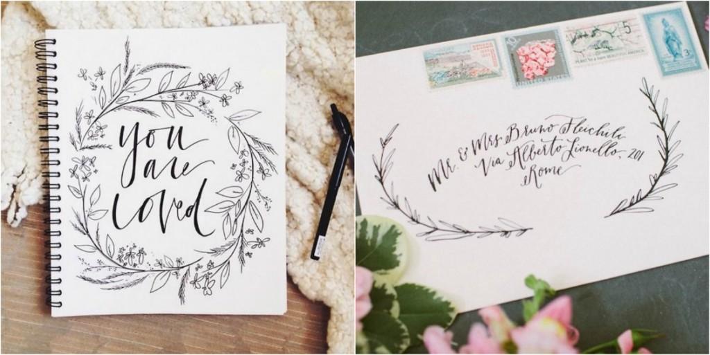 Hanwriting-Collage