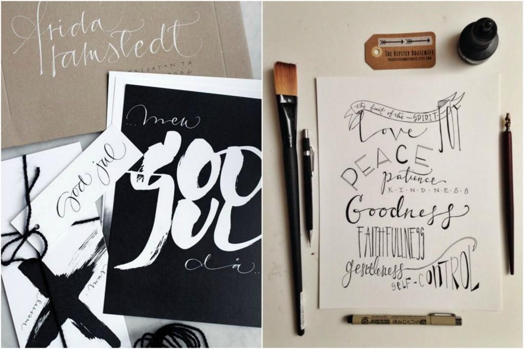 Scrittura-a-mano-Collage