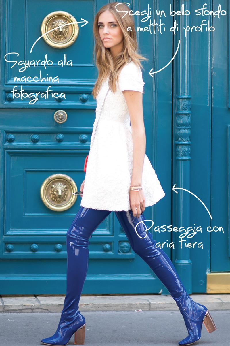 Fashion-Blogger-Posing-Chiara-Ferragni