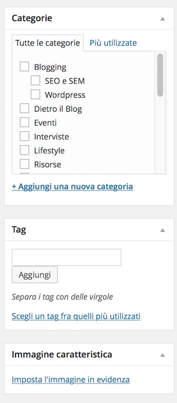 Articolo-in-Wordpress-Categorie-Tag-Blog