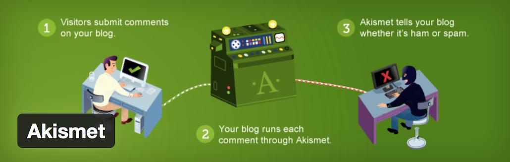 Proteggi il Blog dai commenti Spam con Akismet