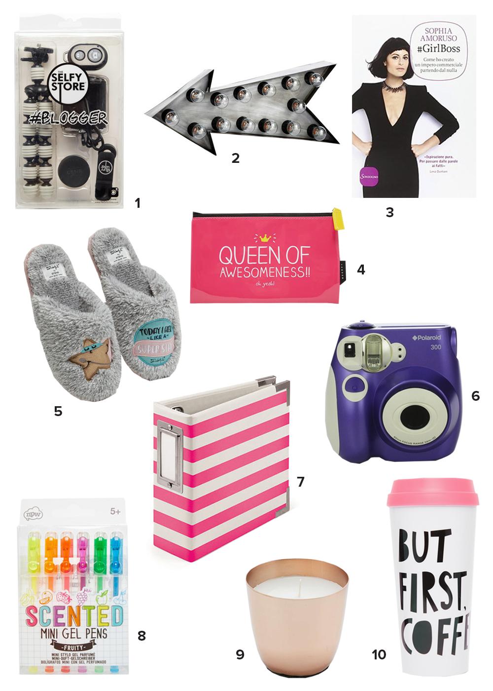 Natale: 10 Idee Regalo per Blogger | Consigli per Blogger su