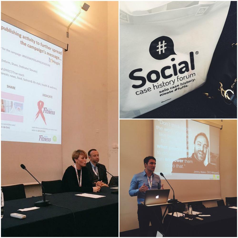la mia esperienza al social case history forum 2015