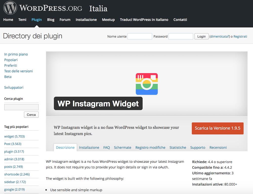 Widget-WordPress-per-la-Sidebar-Wp-Instagram-Widget