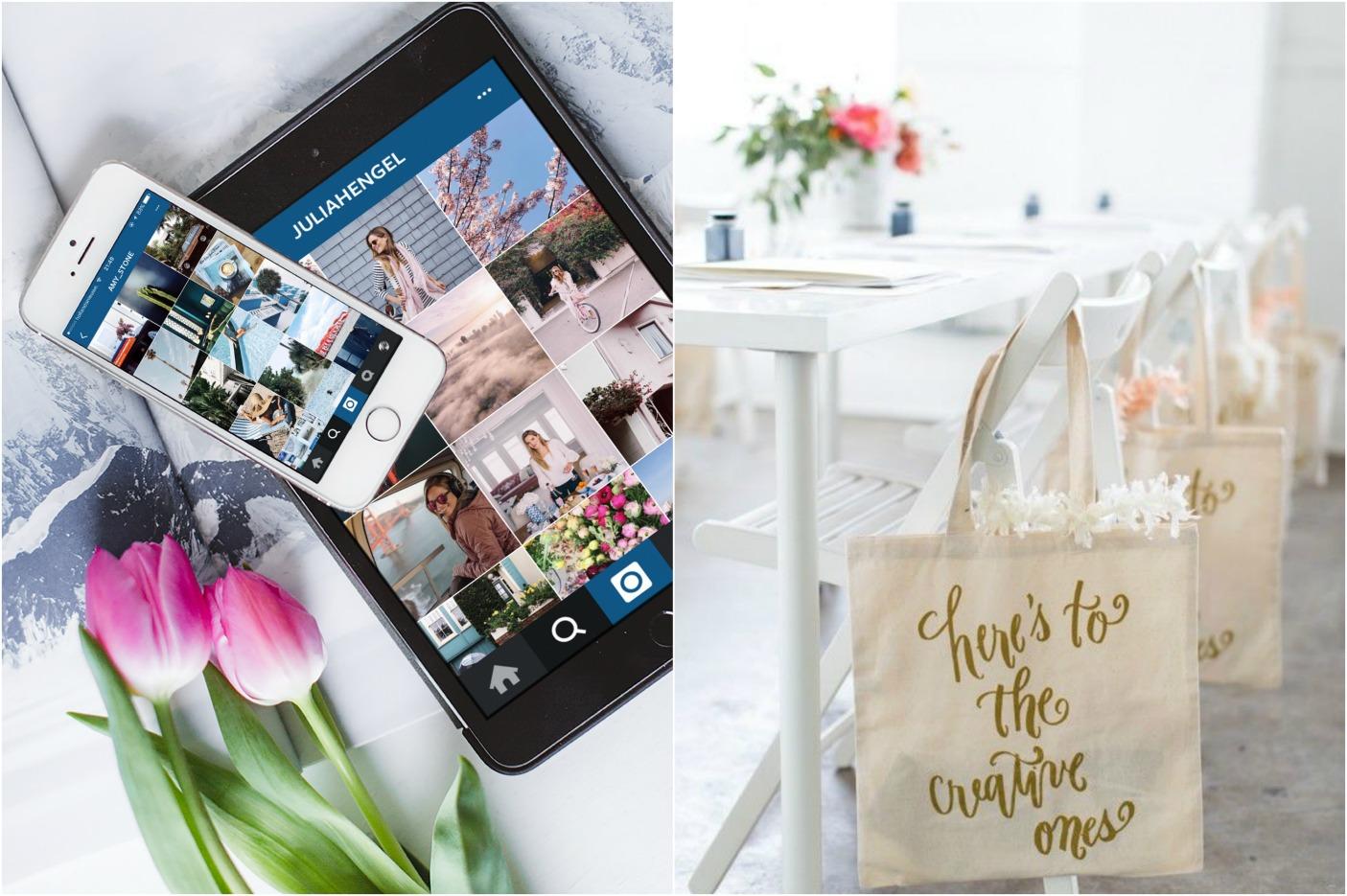Girls Love Instagram Workshop