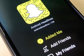 Dizionario di Snapchat