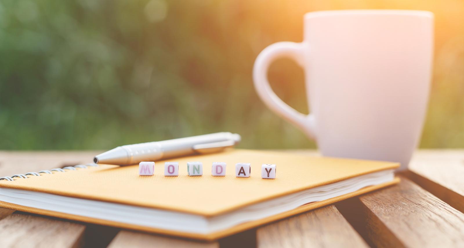 come rendere il lunedì il tuo giorno preferito