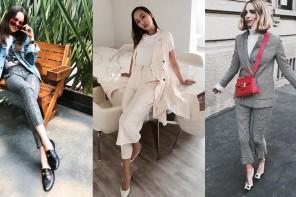 Come vestirsi per l'ufficio? 6 look da copiare da Instagram