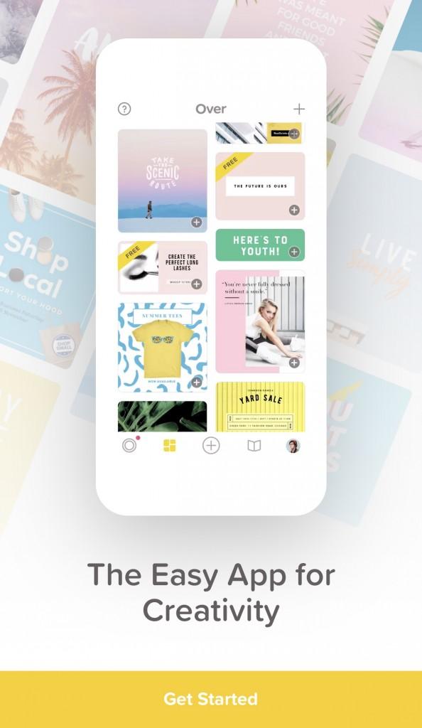 migliori app per modificare instagram stories over